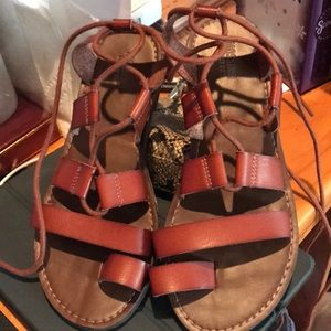 Mossimo Suppy Co.  Sandals